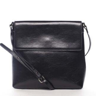Dámská crossbody kabelka černá - DIANA & CO Buzzy černá