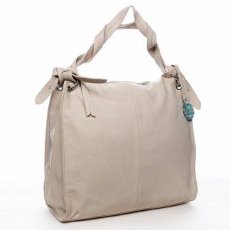Dámská kabelka přes rameno béžová - DIANA & CO Franczeska béžová