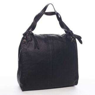 Dámská kabelka přes rameno černá - DIANA & CO Franczeska černá