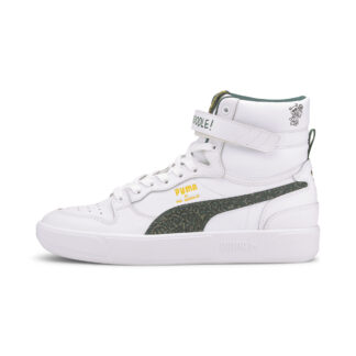 Puma Sky LX MR DOODLE Puma White-Posy Green-Black 37421901