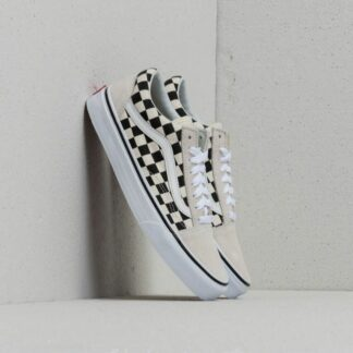 Vans Old Skool (Checkerboard) White/ Black VN0A38G127K1
