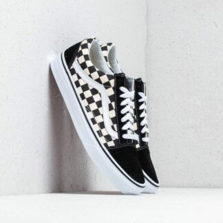 Vans Old Skool (Primary Check) Blk/ White VN0A38G1P0S1