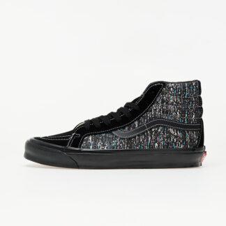 Vans OG Sk8-Hi LX (OG Static Print) Black/ Black VN0A4BVB2SW1