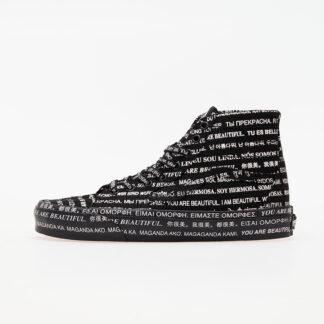 Vans Sk8-Hi Tapered (We Are Beatiful) Black/ Black VN0A4U162OD1