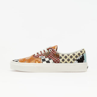 Vans Era (Tiger Patchwork) Black/ True White VN0A4U391IO1