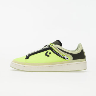 Converse Pro Leather OX Lemon Venom/ Black/ Egret 169523C