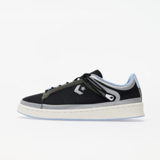 Converse Pro Leather OX Black/ Serenity/ Egret 169524C