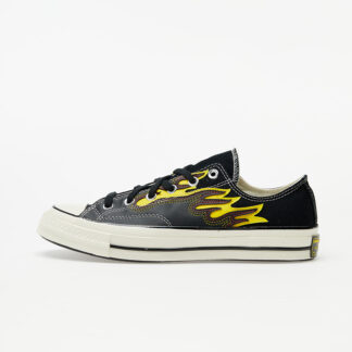 Converse Chuck Taylor All Star 70 Ox Black/ Speed Yellow/ Egret 168701C
