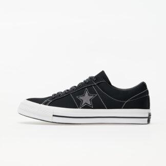 Converse One Star OX Black 164221C