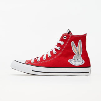 Converse x Bugs Bunny Chuck Taylor All Star Hi Red/ White 169224C