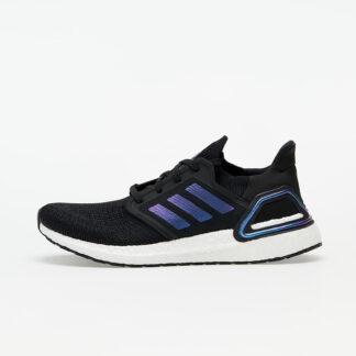 adidas UltraBOOST 20 Core Black/ Blue Vime/ Ftw White EG0692
