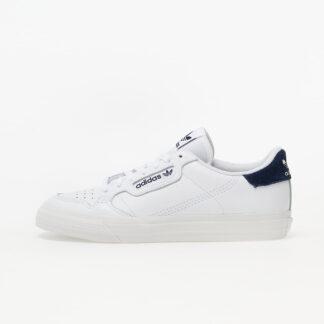 adidas Continental Vulc Ftwr White/ Ftwr White/ Collegiate Navy EG4588