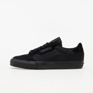 adidas Continental Vulc Core Black/ Core Black/ Ftw White EF3531