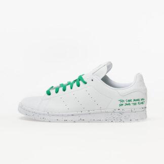 adidas Stan Smith Clean Classics Ftw White/ Ftw White/ Green FU9609