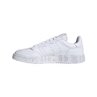 adidas Supercourt Clean Classics Ftw White/ Ftw White/ Core Royal FU9728