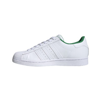 adidas Superstar Ftw White/ Ftw White/ Green FY2827