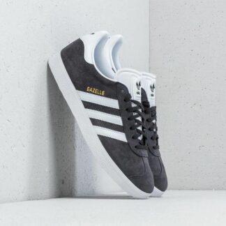 adidas Gazelle Solid Grey/ White/ Gold Metallic BB5480