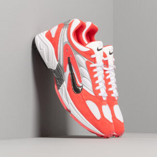 Nike Air Ghost Racer Track Red/ Black-White-Metallic Silver AT5410-601
