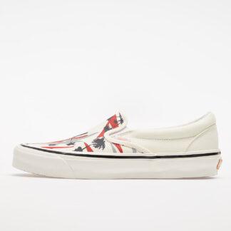 Vans OG Classic Slip-On (Copson) Classic White/ Blac De Blanc VN0A45JKTLC1