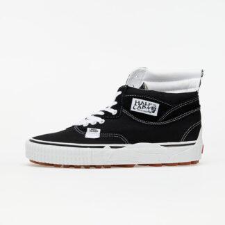 Vans Cap Mash Hi LX (Suede/ Canvas) Black/ White VN0A4UWPIJU1