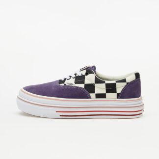 Vans Super ComfyCush Era (Suede) Purple Velvet/ Classic White VN0A4U1D26C1