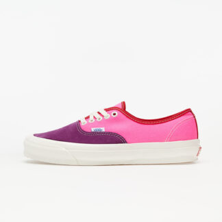 Vans OG Authentic LX (Suede/ Canvas) Pink VN0A4BV91XV1