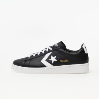 Converse Pro Leather OX Black/ White/ White 167238C