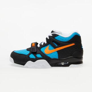 Nike Air Trainer 3 Black/ Total Orange-Laser Blue-Black CN0923-001