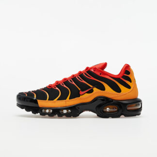 Nike Air Max Plus Black/ Chile Red-Vivid Orange DA1514-001