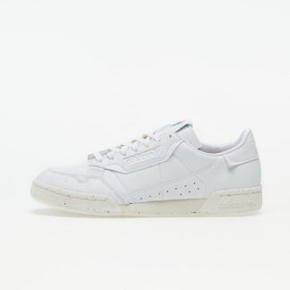 adidas Continental 80 Clean Classics Ftw White/ Off White/ Green FV8468