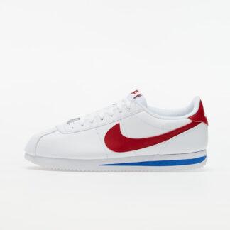 Nike Cortez Basic White/ Varsity Red-Varsity Royal 819719-103