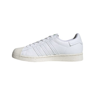 adidas Superstar Clean Classics Ftw White/ Off White/ Green FW2292