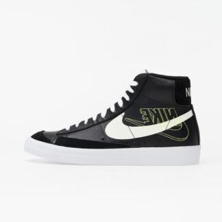 Nike Blazer Mid '77 Black/ Sail-White-Volt DA4651-001