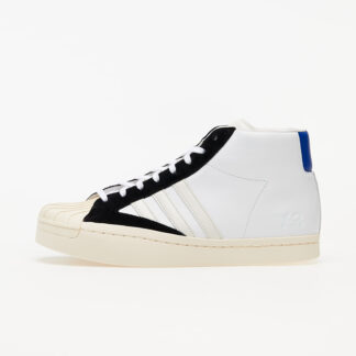 Y-3 Yohji Pro Ftwr White/ Chalk White/ Bold Blue FX0898