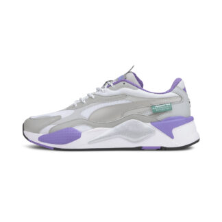 Puma MAPM RS-X³ Mrcds Tm Silver-White-Luminous Purple 30649904