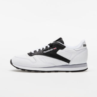 Reebok Classic Leather Mr White/ Black/ Cdgry2 FZ4911