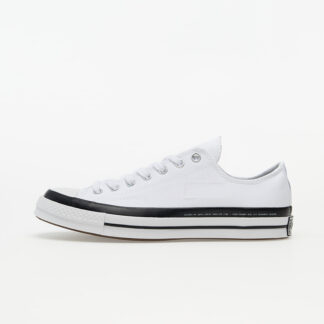 Converse x Fragment Design x Moncler Chuck 70 OX White/ Black/ White 169070C