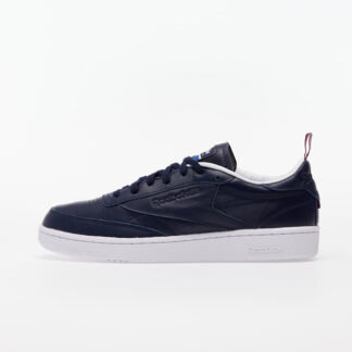 Reebok Club C 85 Vector Navy/ White/ Vector Red FW7799