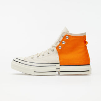 Converse x Feng Chen Wang Chuck 70 2 in 1 Persimmon Orange/ Natural Ivory 169840C