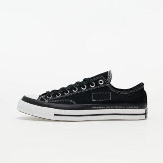 Converse x Fragment Design x Moncler Chuck 70 OX Black/ White/ Black 169069C