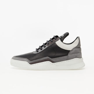 Filling Pieces Low Top Ghost Decon Black 252284518610