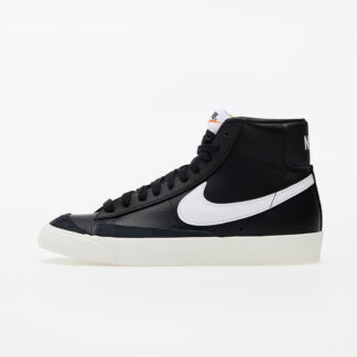 Nike Blazer Mid '77 Vntg Black/ White-Sail BQ6806-002
