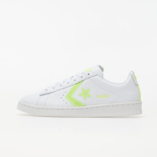Converse Pro Leather White/ Lemon Venom/ White 169505C