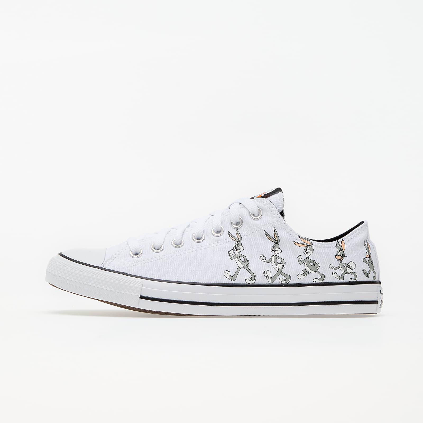 Converse x Bugs Bunny Chuck Taylor All Star OX Grey/ White 169226C