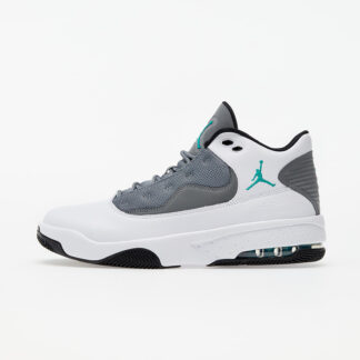 Jordan Max Aura 2 White/ Black-Neptune Green-Smoke Grey CK6636-103