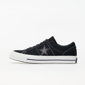 Converse One Star OX Black 164221C
