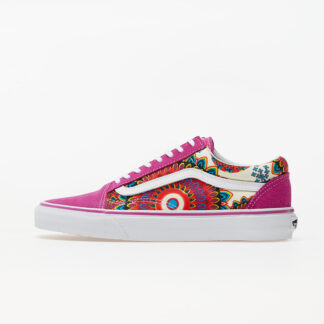 Vans Old Skool (Geo Floral) Purple/ Multi VN000ZDFFF61