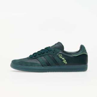 adidas x Jonah Hill Samba Green Night F17/ Mineral Green/ Ecru Tint FW7458