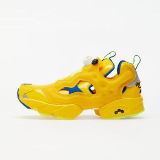 Reebok x Minions Instapump Fury MU Primal Yellow/ Solar Yellow/ Humble Blue FY3404