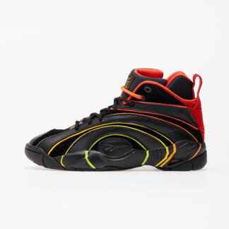 Reebok x Hot Ones Shaqnosis Black/ True Grey 8/ Canton Red H68851